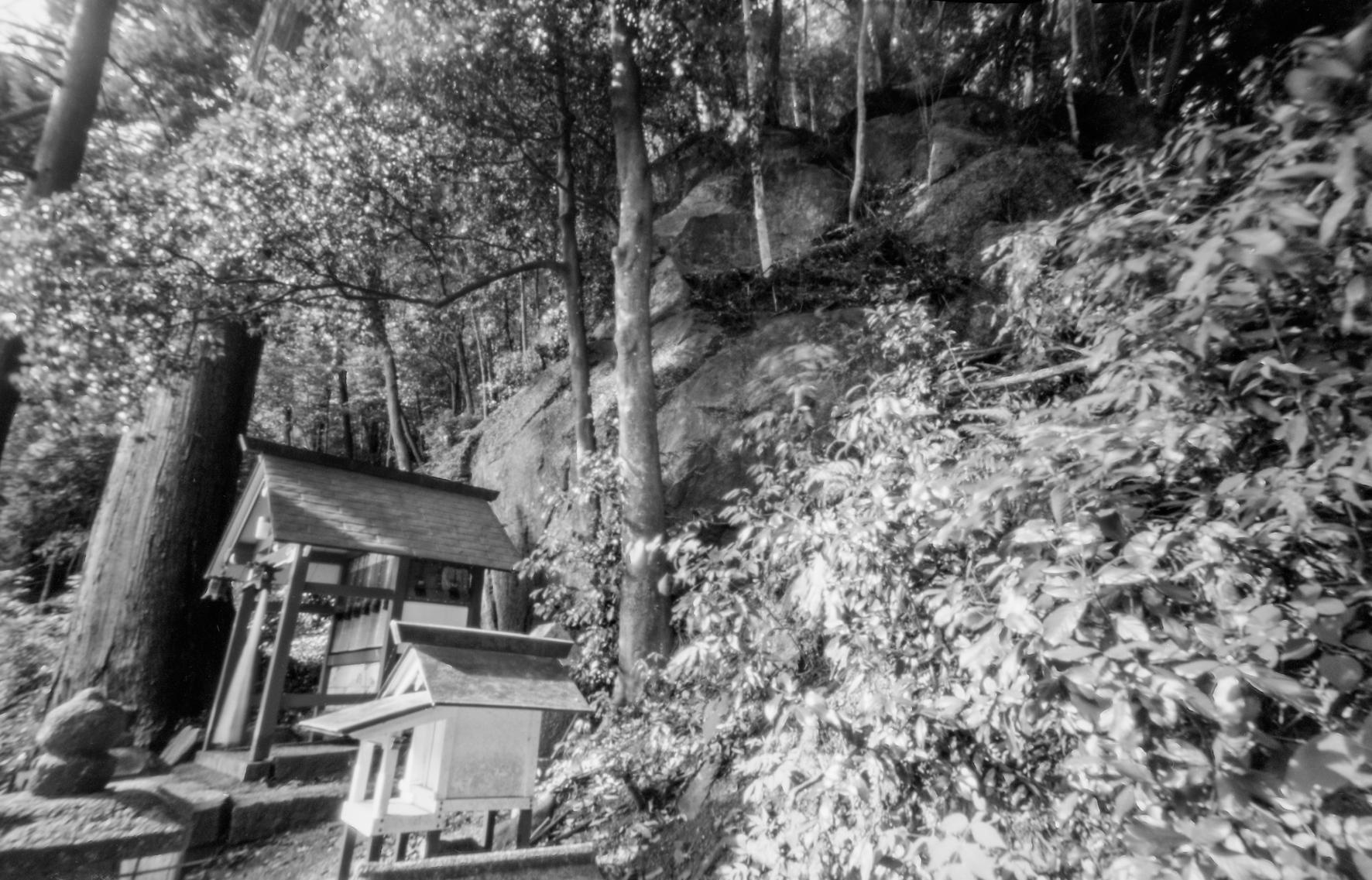 山添村 吉備津神社