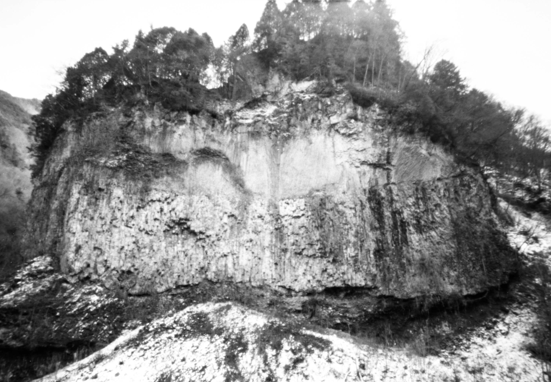 厳立峡(岐阜県下呂市小坂)
