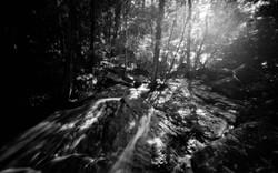 亀岡 音羽の渓谷