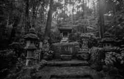 亀岡の宮川神社。