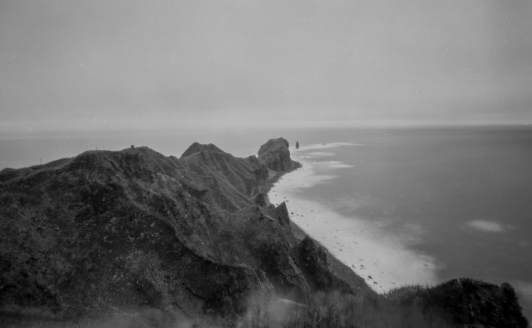 北海道積丹半島 神威岬