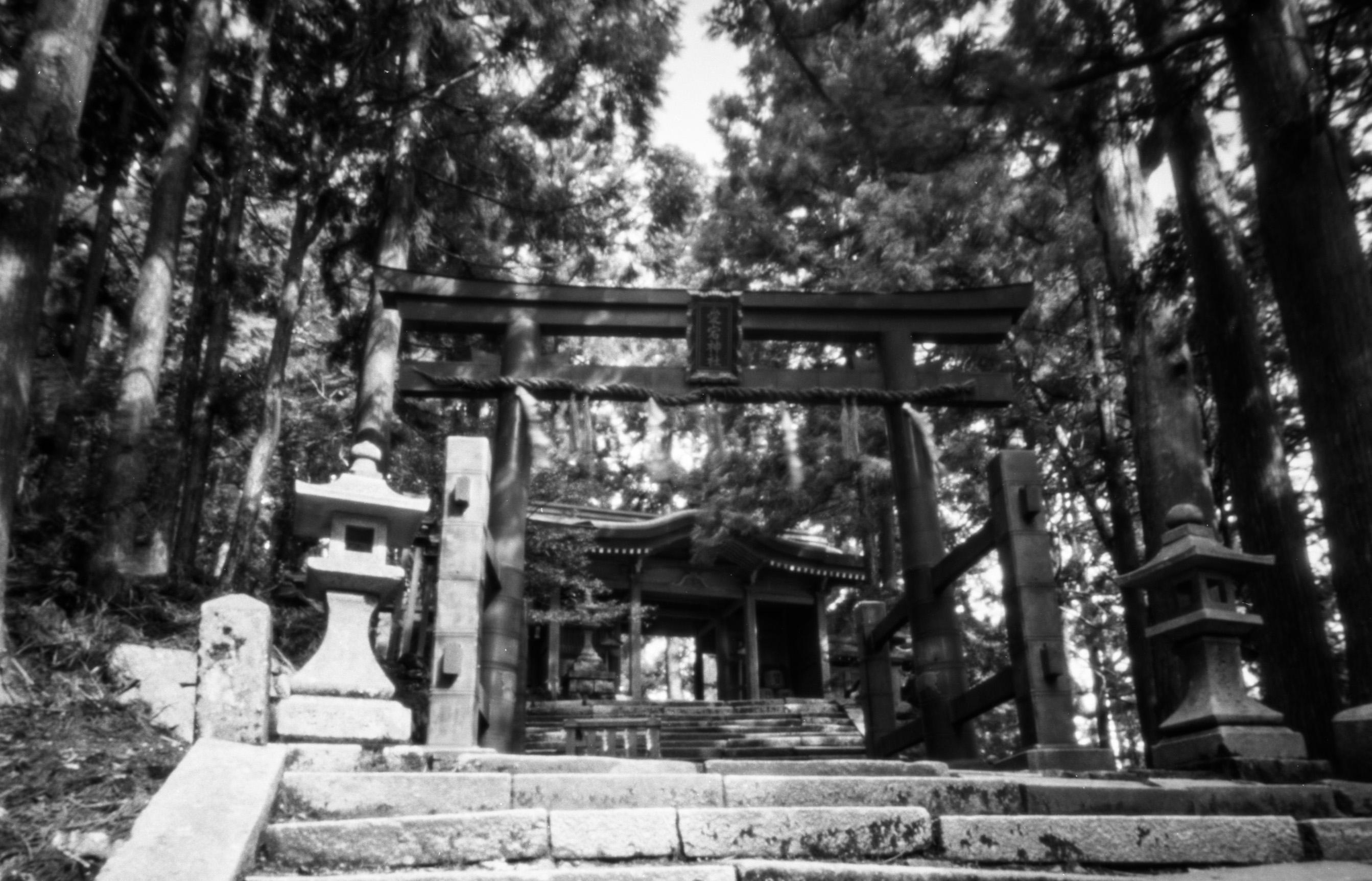 愛宕山山頂 愛宕神社