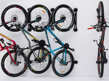 The Perfect Bike Storage System
