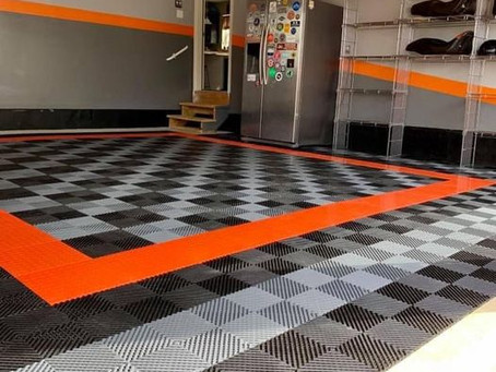 Hey Harley Davidson Fans! Check out this floor....
