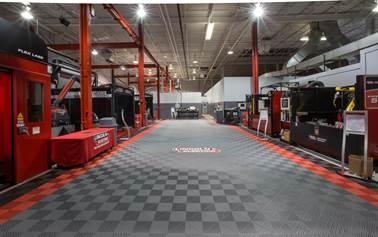 EpicTraxx Commercial flooring