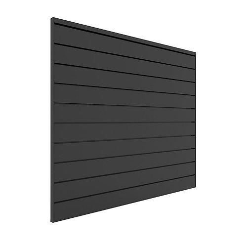 4ft x 4ft PVC Slat Wall