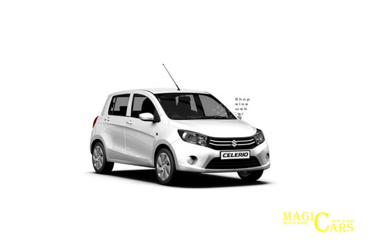 CATEGORY A | SUZUKI CELERIO / A/C / RADIO