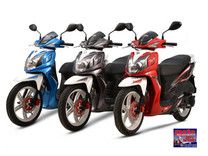 Skopelos MOTOR CENTER BY NICOLAS ΝΙΚΟΛΑΣ SYM SYMPHONY ST 125cc