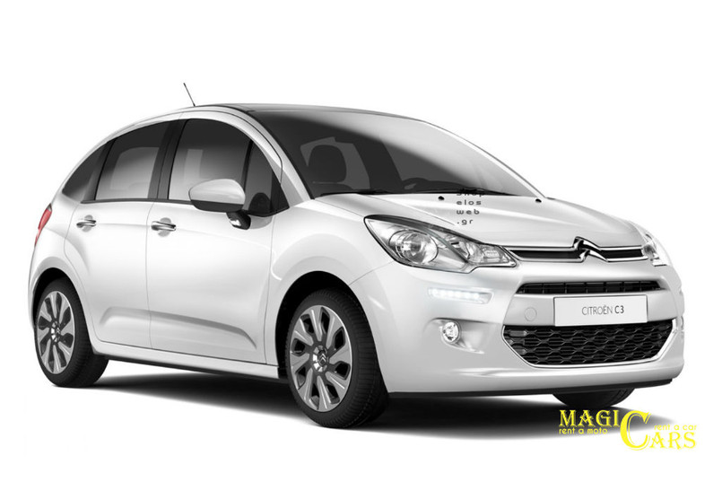 CATEGORY C | CITROEN C3 / A/C / RADIO
