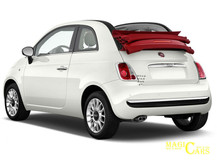 CATEGORY F | FIAT 500 CABRIO / A/C / RADIO