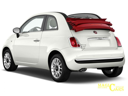 CATEGORY F | FIAT 500 CABRIO / A/C / RADIO