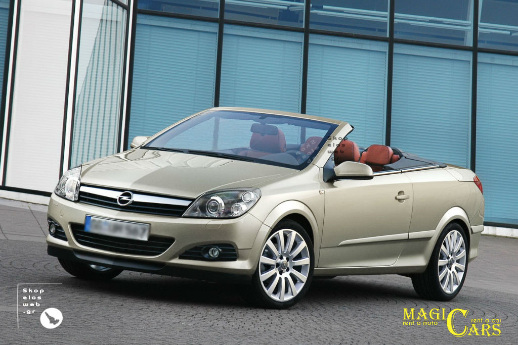 CATEGORY F | OPEL CABRIO / A/C / RADIO