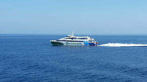 Flying Cat 5 Hellenic Seaways