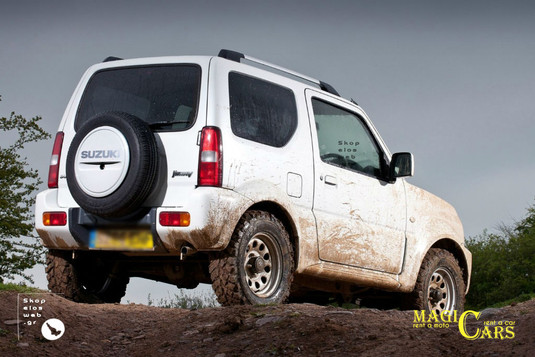 CATEGORY C | SUZUKI JIMNY CABRIO 4X4 / A/C / RADIO