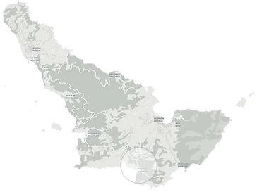 Αλθέα τοποθεσία Χάρτης . Althea location map