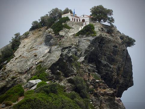 Σκόπελος Άγιος Ιωάννης στο Καστρί