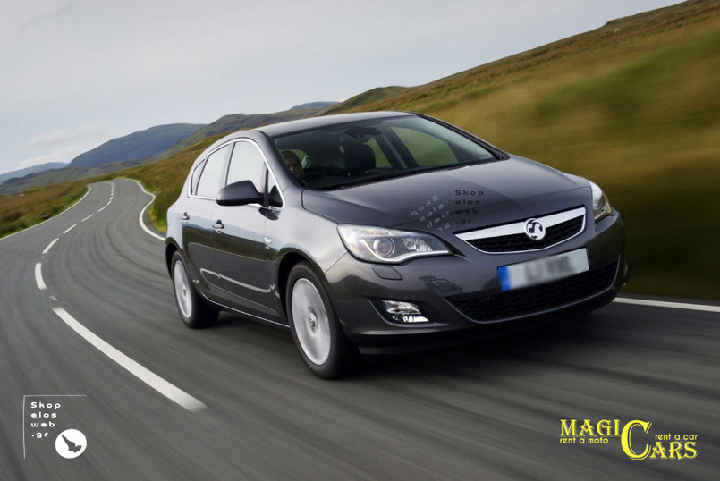 CATEGORY E | OPEL ASTRA / A/C / RADIO
