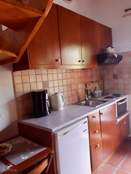 Maisonette Manolia 2-4 guests