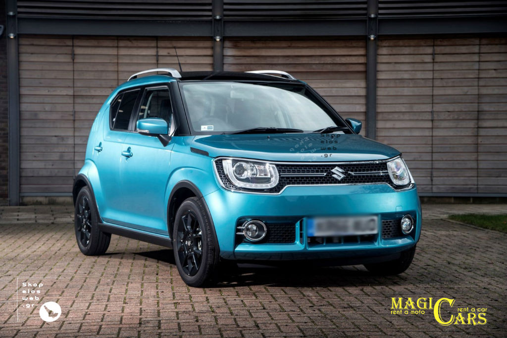 CATEGORY C | SUZUKI IGNIS 4X2 / A/C / RADIO