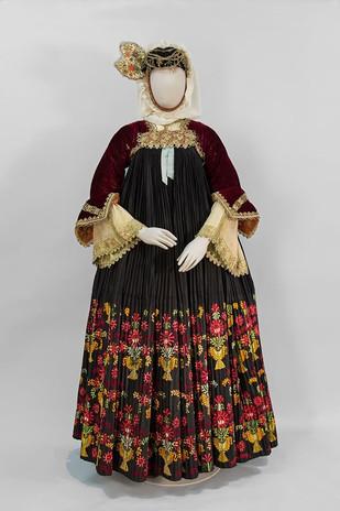 Σκόπελος Παραδοσιακή Φορεσιά . Skopelos Traditional Folk Custome