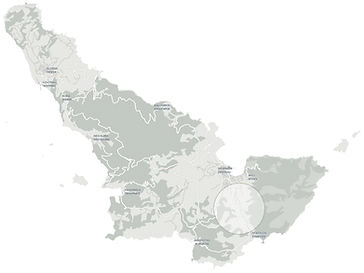 Ροιώ Τοποθεσία . Roio Map Location