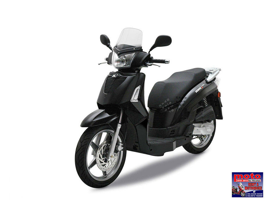 SKOPELOS MOTOR CENTER BY NICOLAS KYMCO PEOPLE S 50cc