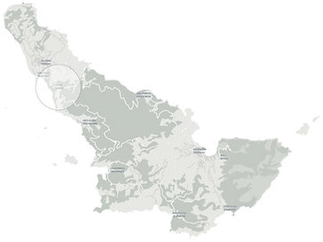 Βίλα Δύση Χάρτης Τοποθεσία . Villa Disi Map Location