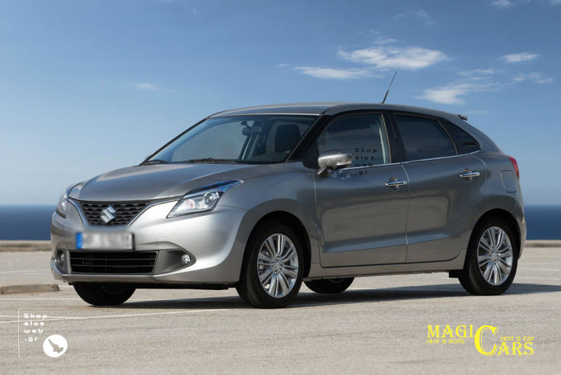 CATEGORY D | SUZUKI BALENO A/C / RADIO