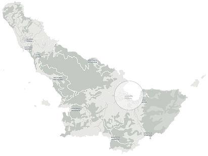 Μύλος Μπαλαλά Χάρτης Τοποθεσία . Milos Balala Map Location