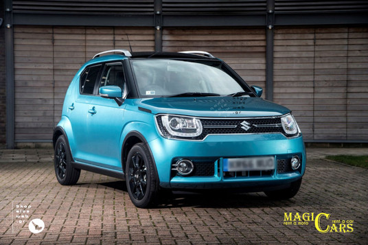 CATEGORY D | SUZUKI IGNIS 4X4 / A/C / RADIO