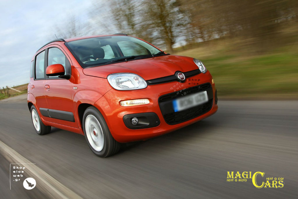 CATEGORY B | FIAT PANDA CC / A/C / RADIO