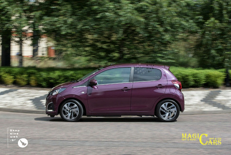 CATEGORY D | PEUGEUOT 108 / A/C / RADIO