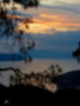 Σκόπελος θέα προς Σκιάθο Πήλιο Αιγαίο