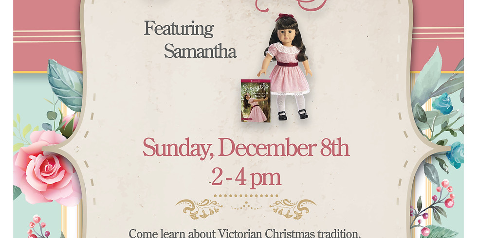 American Girl® Doll Club Christmas Tea