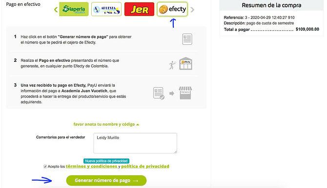 2GENERAR No de pago-PayU.jpeg