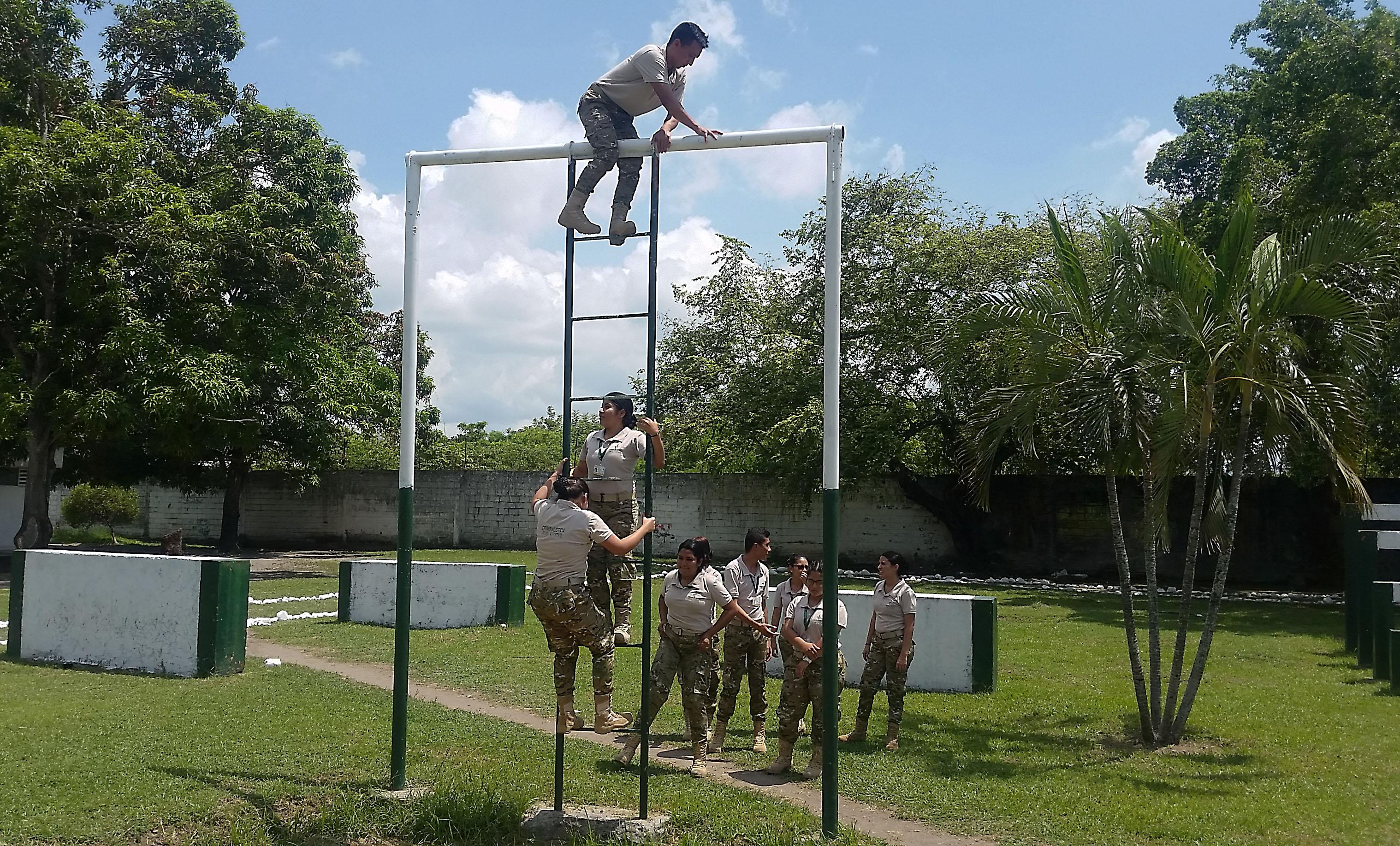 en Escuela Gabriel Gonzalez
