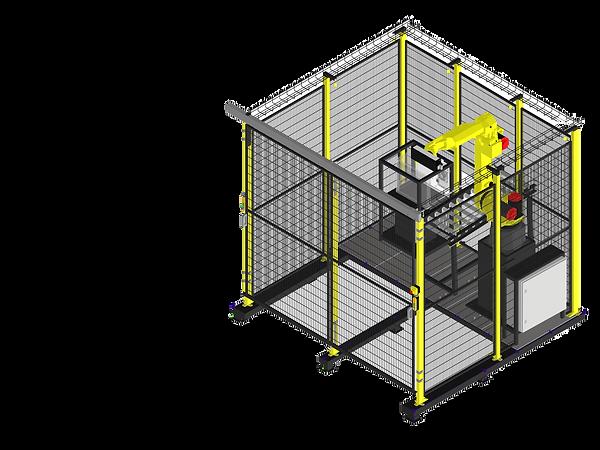 Robotic palletiser