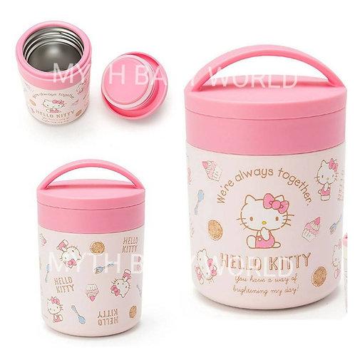 日本SANRIO 不銹鋼保溫保冷杯 - Hello Kitty