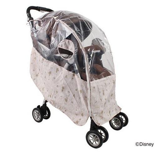 迪士尼公主系列 - 嬰兒車雨衣