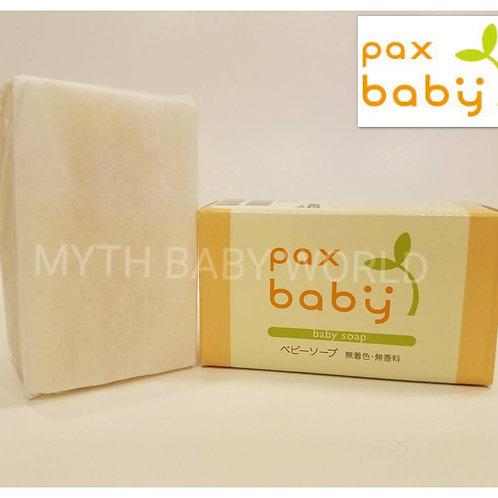 日本 pax baby 天然嬰兒肥皂