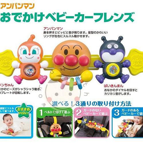 超麵包超人嬰兒車玩具 日本直送