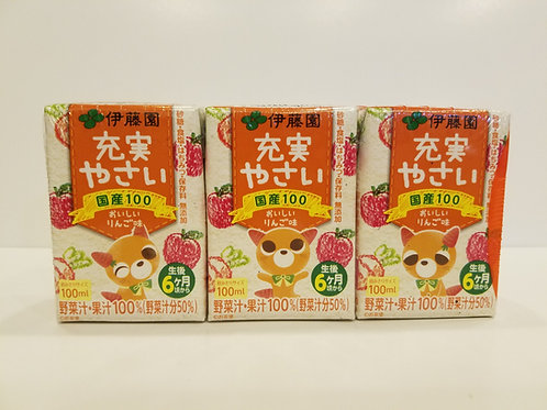 伊藤園 蔬菜蘋果汁