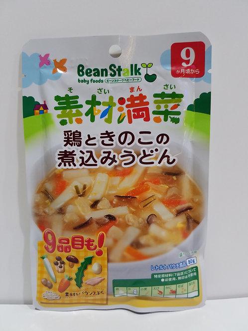 Bean Stalk - 甘露雞肉和蘑菇燉粉條 9個月