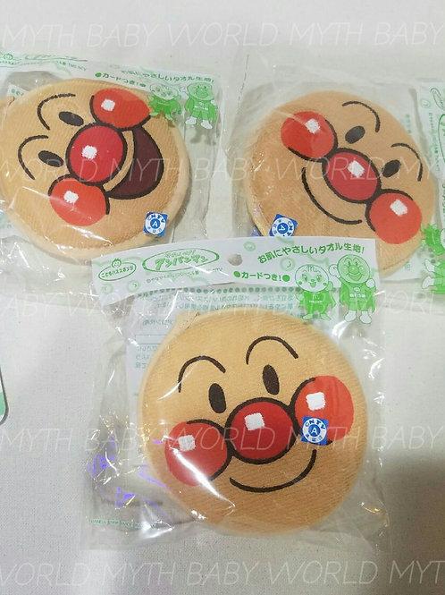 【日本直送】 麵包超人沐浴海綿