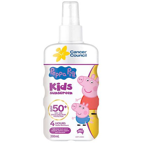 澳洲防癌協會 Peppa Pig 兒童呵護防曬乳