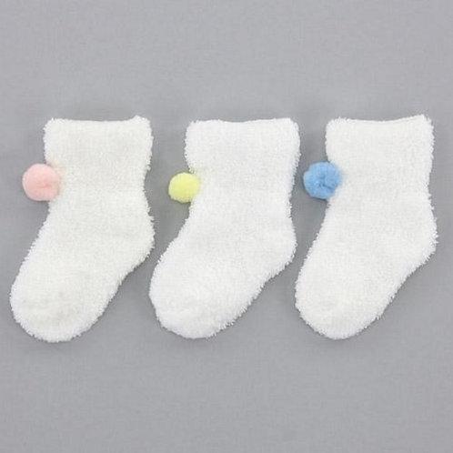 日本製新生兒襪子