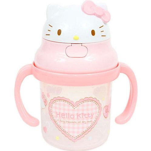 Hello Kitty 吸管杯