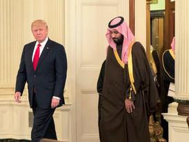 """9/11, Trump, and Saudi Arabia's """"Corruption Purge"""""""
