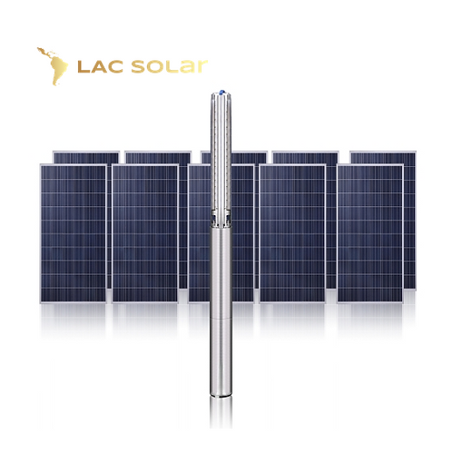 LAC Solar 3 HP Low Volume Pump