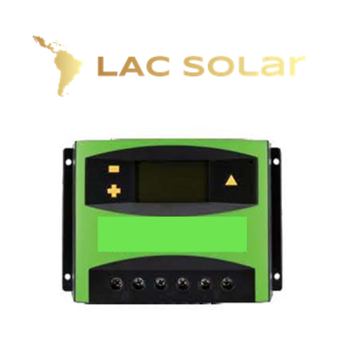 LAC Solar 60A 12/24V PWM Charge Controller